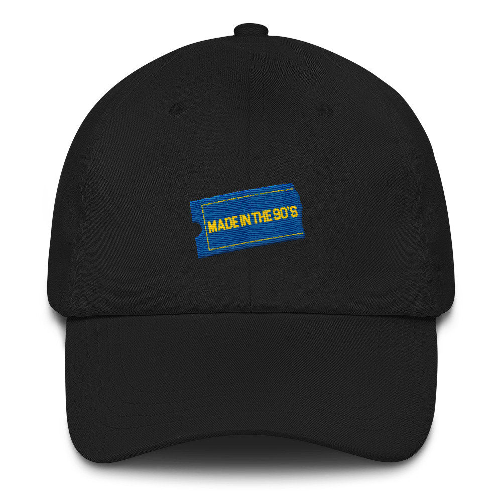 Made in the 90's Dad Hat - pinksundays