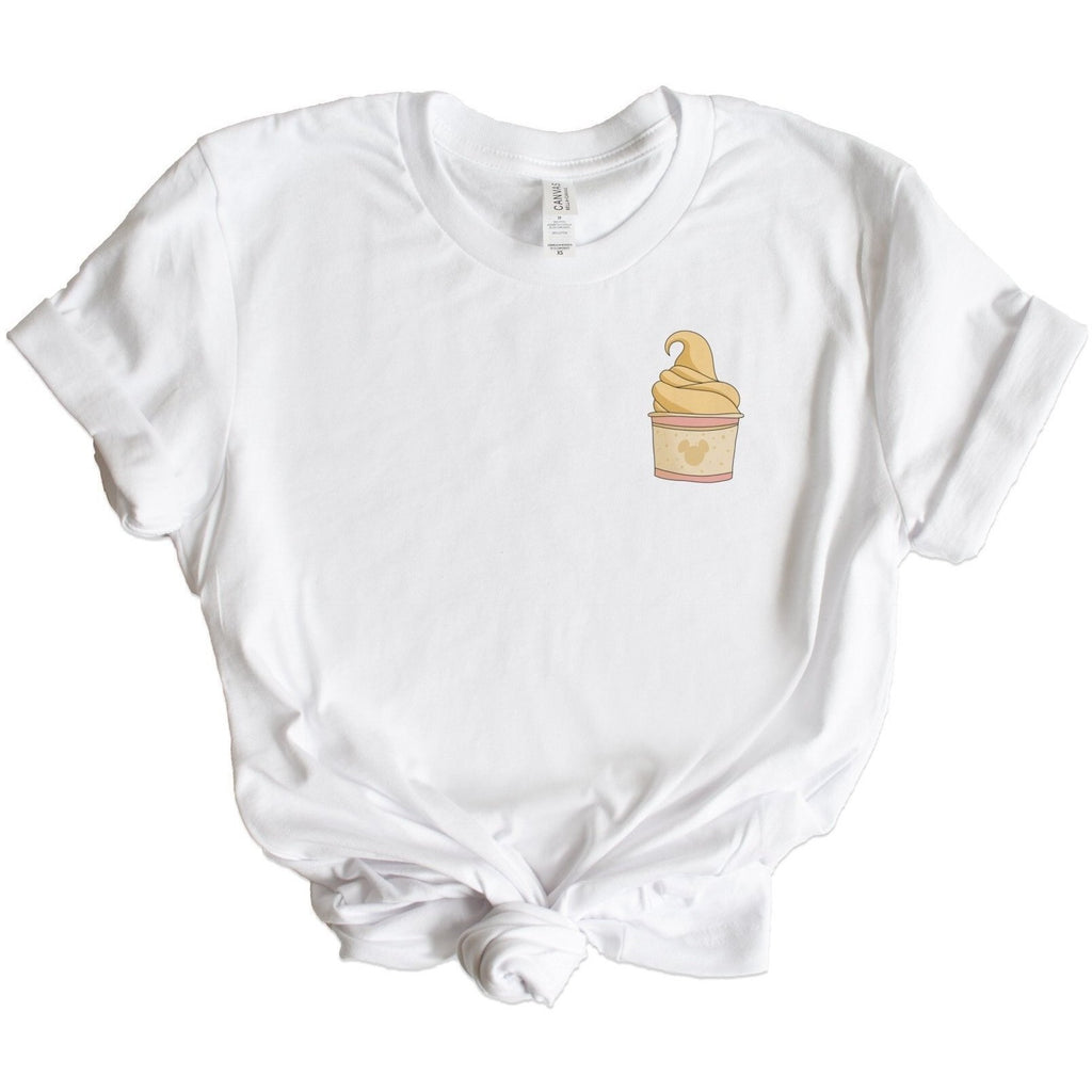 Dole Whip Graphic Tee - pinksundays