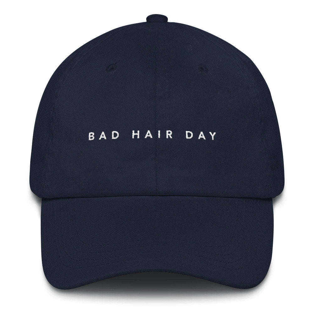 Bad Hair Day Dad Hat - pinksundays