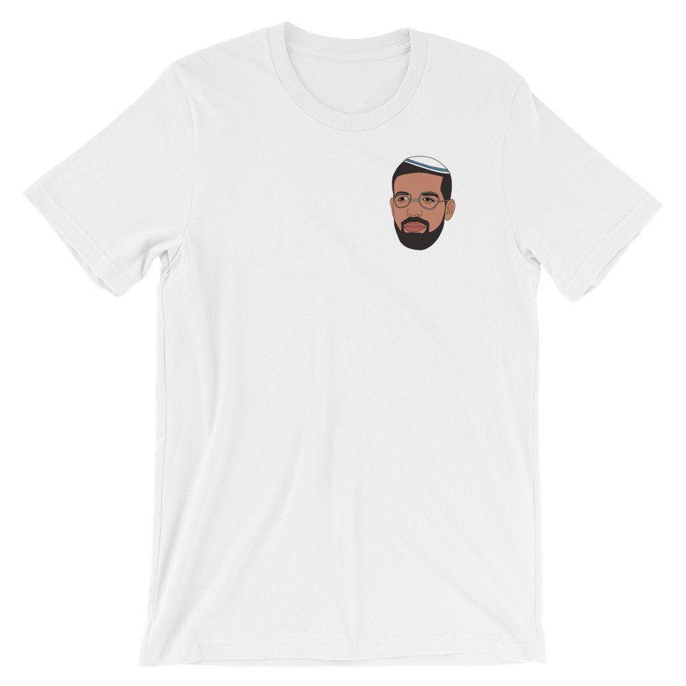 Jewish Drake Pocket Detail Graphic Tee - pinksundays