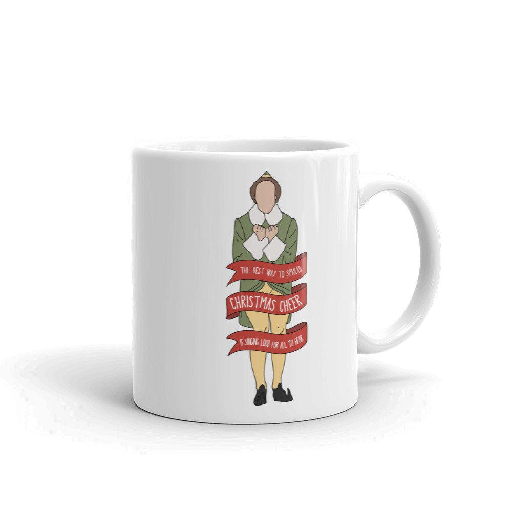 Christmas Cheer Mug - pinksundays
