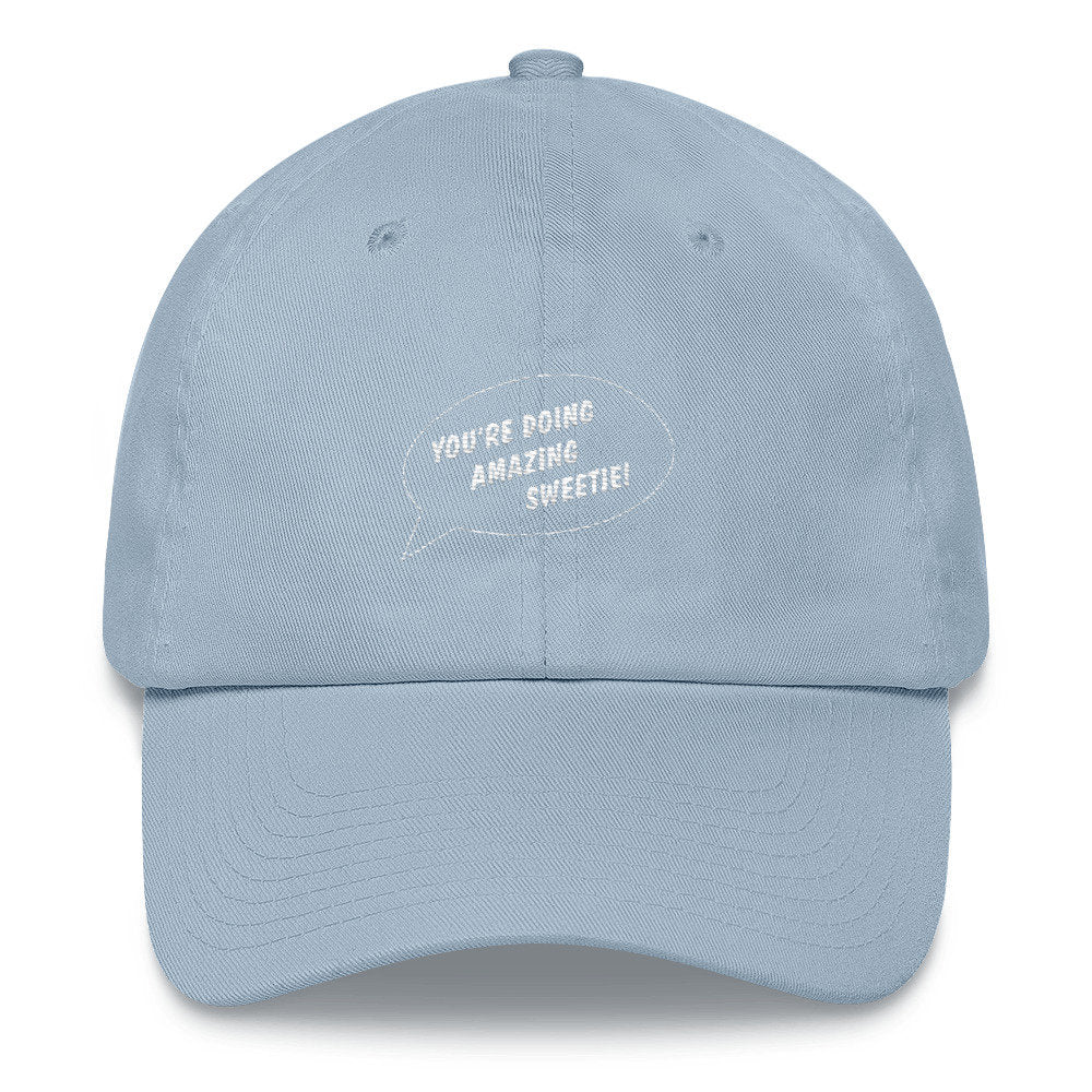 The Kris Dad Hat - pinksundays