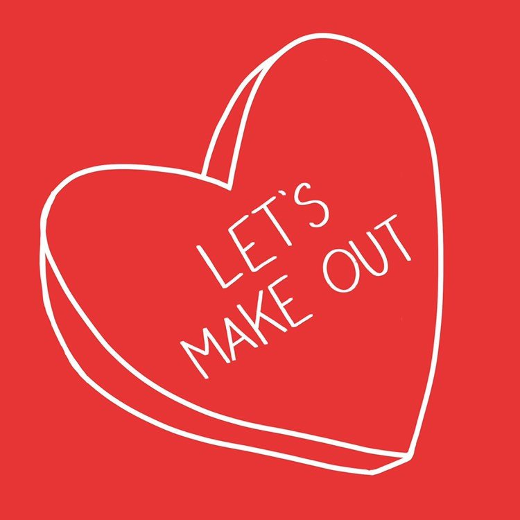 Let's Make Out Candy Heart Graphic Tee, lets make out shirt, valentines tshirts, womens valentines day shirt, cheeky, valenitnes gift, funny