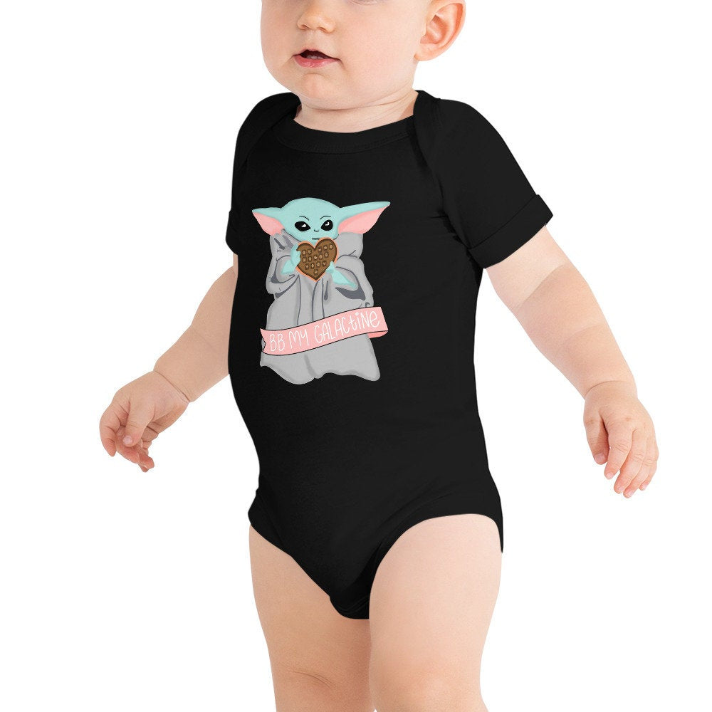 BB My Galactine Baby Bodysuit - pinksundays
