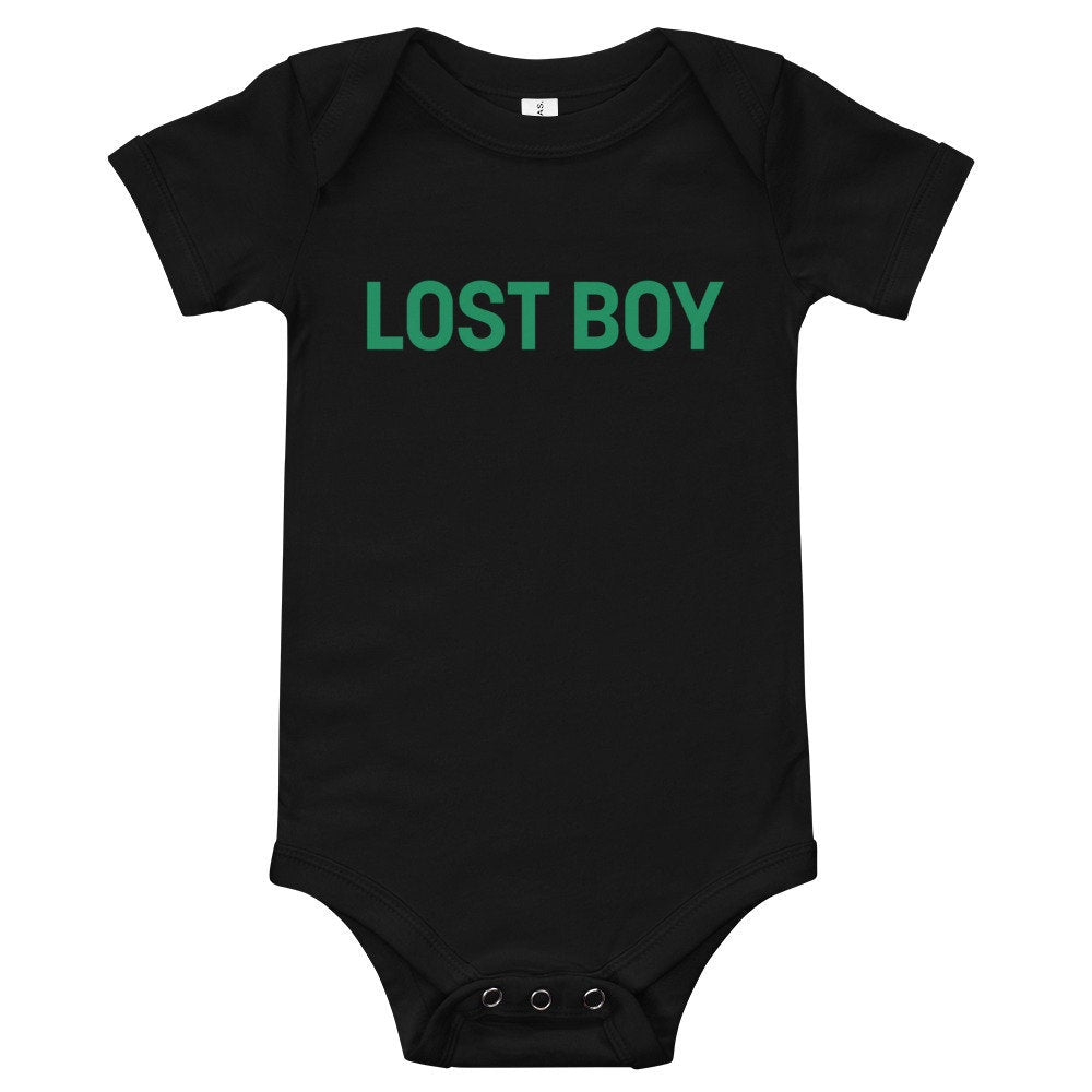 Lost Boy Baby Bodysuit - pinksundays