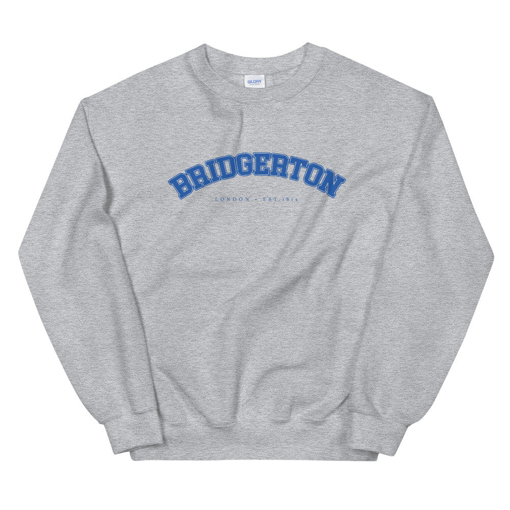 Bridger OG College Style Sweatshirt, classic family crewneck, fandom sweater, gift idea, college sweatshirt, tv show graphic crew, unisex