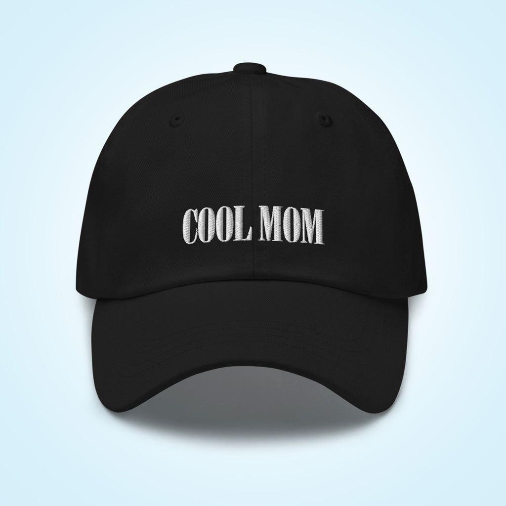 Cool Mom Dad Hat, mothers day gifts, mothers day hat, mom hat, mom baseball cap, baseball hat, mean, girls hat, pop culture inspired gifts