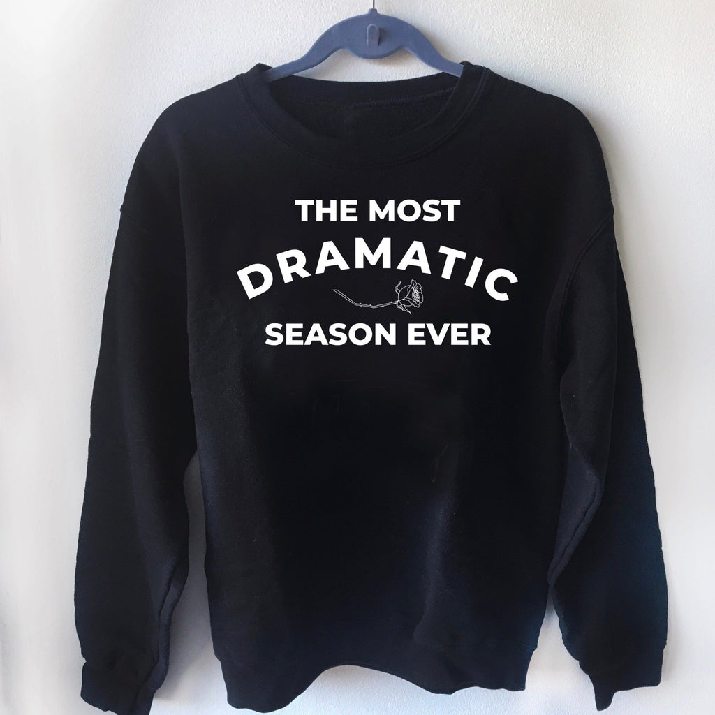 Most Dramatic Sweater Ever