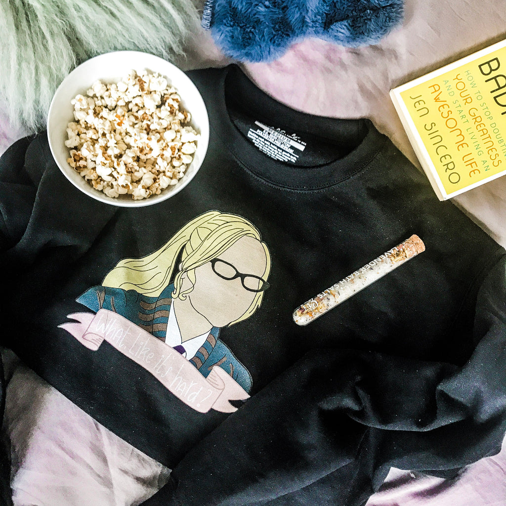 Elle Woods Sweater - pinksundays