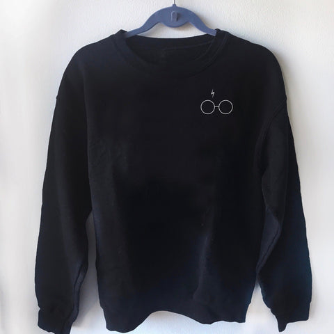 Minimalist Harry Pocket Detail Sweater