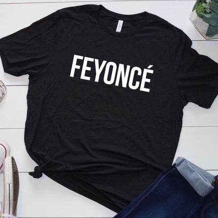 Feyoncé Graphic Tee - pinksundays