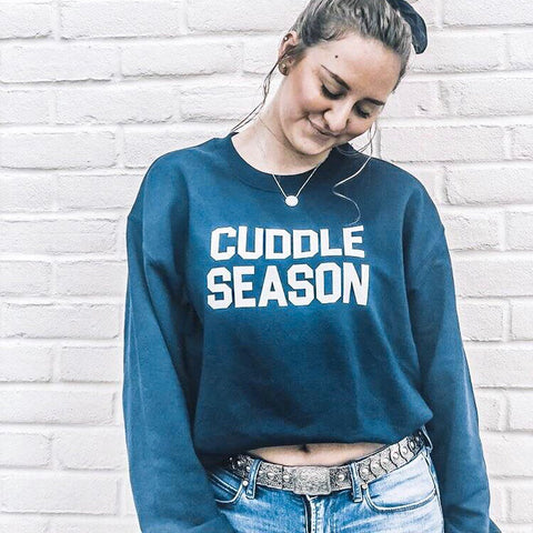 Cuddle Season Sweater