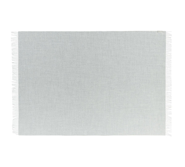 Silkeborg Uldspinderi ApS Arequipa 130x200 cm Throw Light Grey 0434