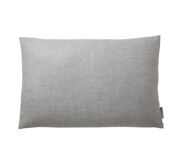 Silkeborg Uldspinderi ApS Arequipa Pude 60x40 cm Cushion 0434 Light Grey