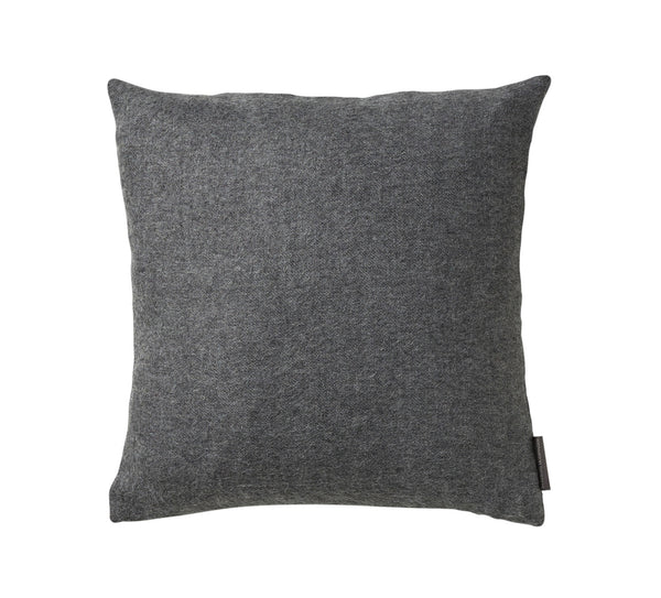 Silkeborg Uldspinderi ApS Arequipa 60x60 cm Cushion Medium Grey 0435