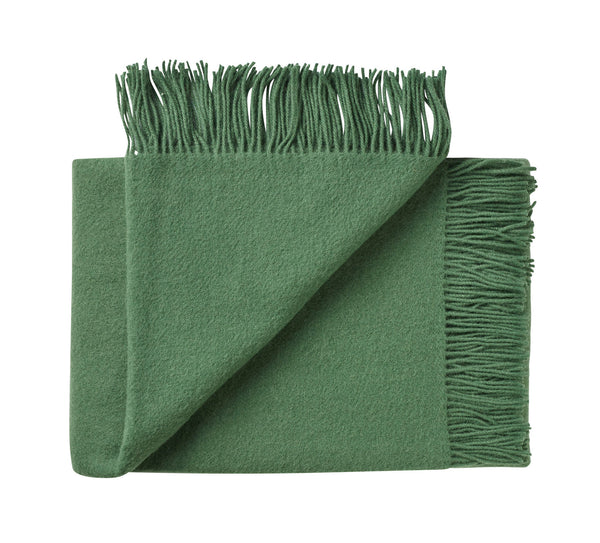 Silkeborg Uldspinderi ApS Athen 130x200 cm Throw 3609 Meadow Green