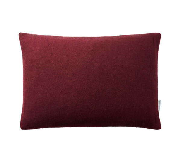 Silkeborg Uldspinderi ApS Athen 60x40 cm Cushion 4503 Bordeaux Purple