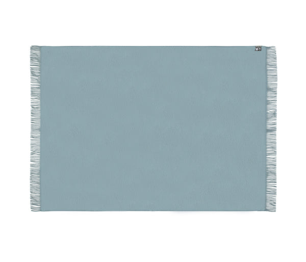 Silkeborg Uldspinderi ApS Athen Plaid 130x200 cm Throw 3310 Lead Blue