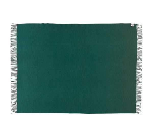Silkeborg Uldspinderi ApS Athen Plaid 130x200 cm Throw 3610 Botanic Green