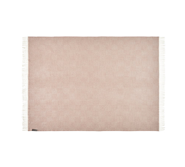 Silkeborg Uldspinderi ApS La Paz 130x200 cm Throw Dusty Rose 1927