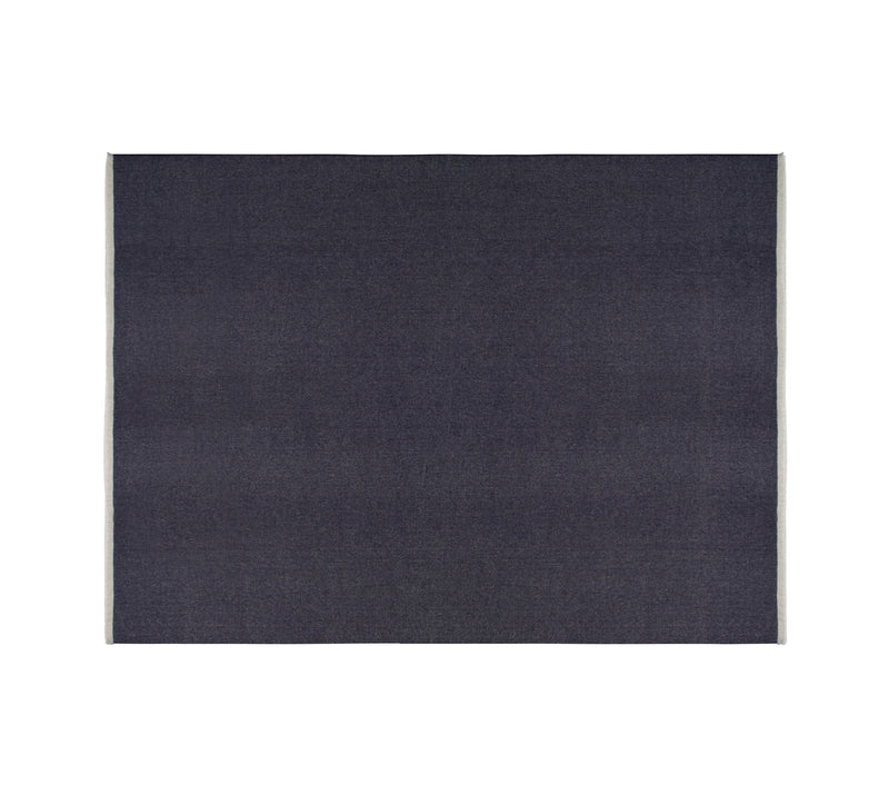 Silkeborg Uldspinderi ApS Trujillo 130x200 cm Throw 1667 Royal Blue