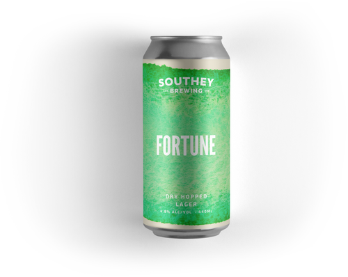 Fortune - Dry Hopped Lager - 4.8%