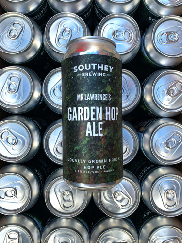 Garden Hop Ale - Locally Grown Hop Ale - 4.2%
