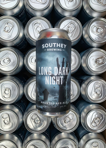 Long Dark Night - 'Haunted' Red Ale - 5.2%