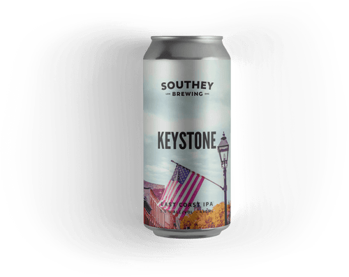 Keystone - East Coast IPA - 5.0%