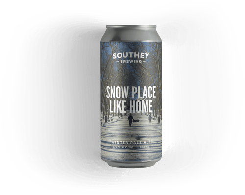 Snow Place Like Home - Winter Pale Ale - 5.4%