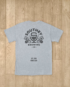 Southey T-Shirt in Grey