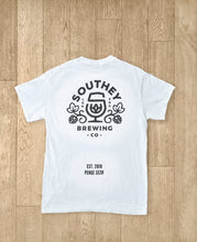 Load image into Gallery viewer, Southey T-Shirt in White