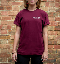 Load image into Gallery viewer, Southey T-Shirt in Burgundy