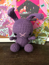 Load image into Gallery viewer, Crochet bunny