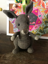 Load image into Gallery viewer, Crochet kangaroo