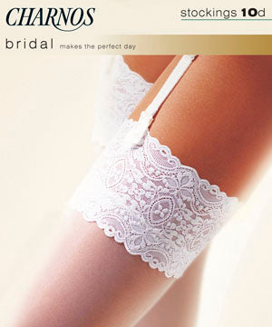 Bridal Lace Top Stockings