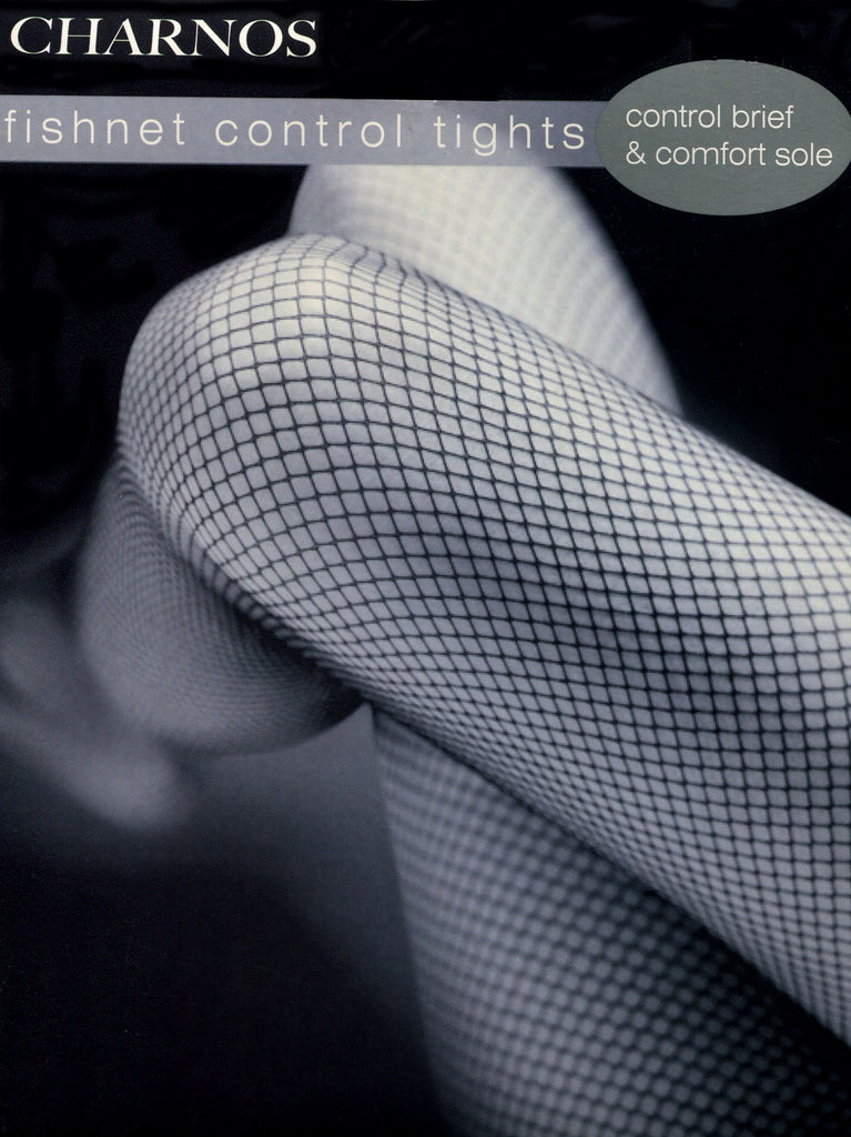 Fishnet Control Top tights