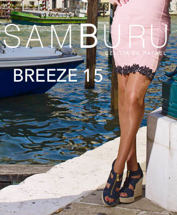 Breeze 15 Pantyhose