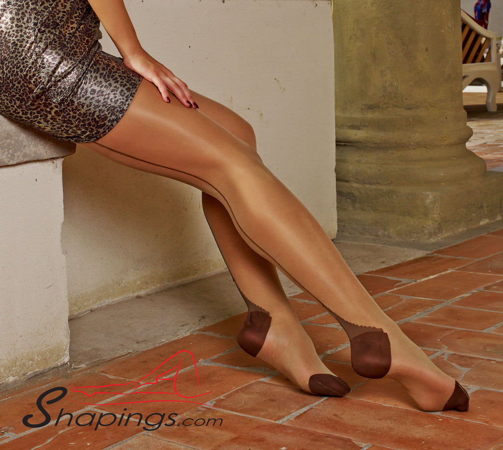 Seduction Couture Bicolore Pantyhose