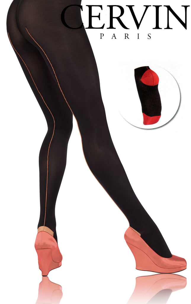 Manon 90 Bicolour Tights