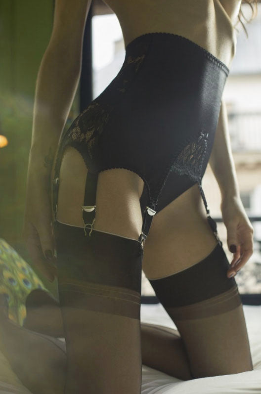Recamier Suspender-Belt