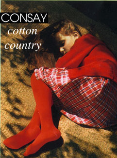 Cotton Country Tight