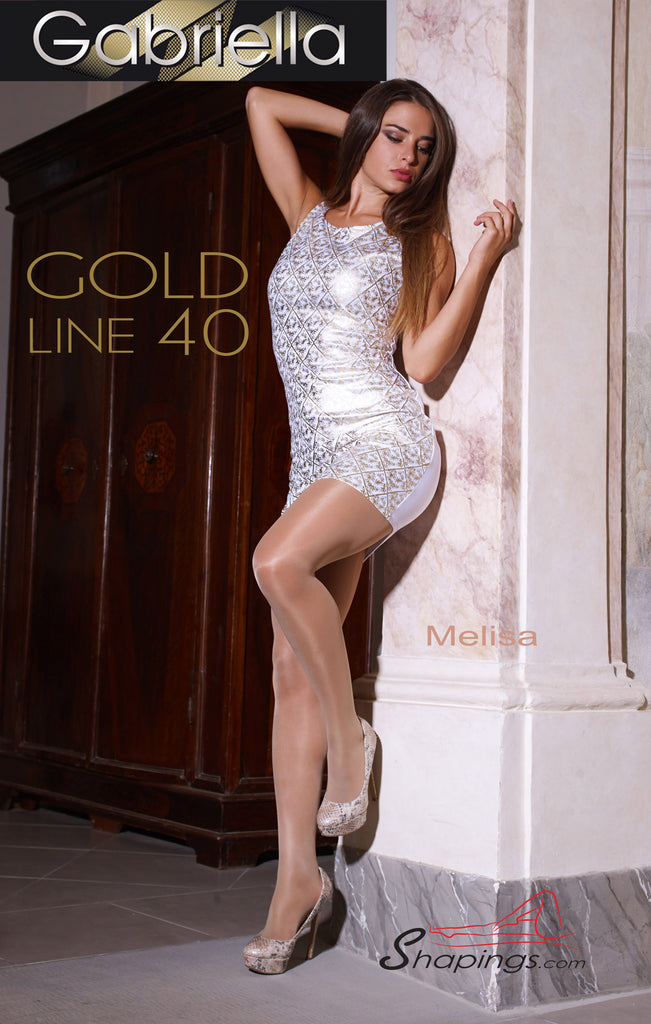 Gold Line 40