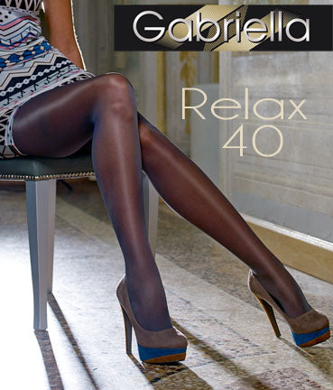 Relax 40 Pantyhose