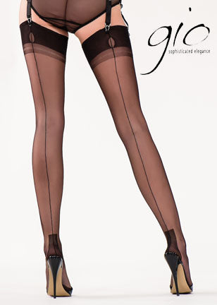 Havana Fully Fashioned Stockings