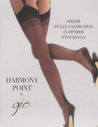 Harmony Full Fashioned Stockings