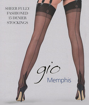 Memphis Full Fashioned Stockings