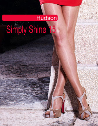 Simply Shine 15 Pantyhose