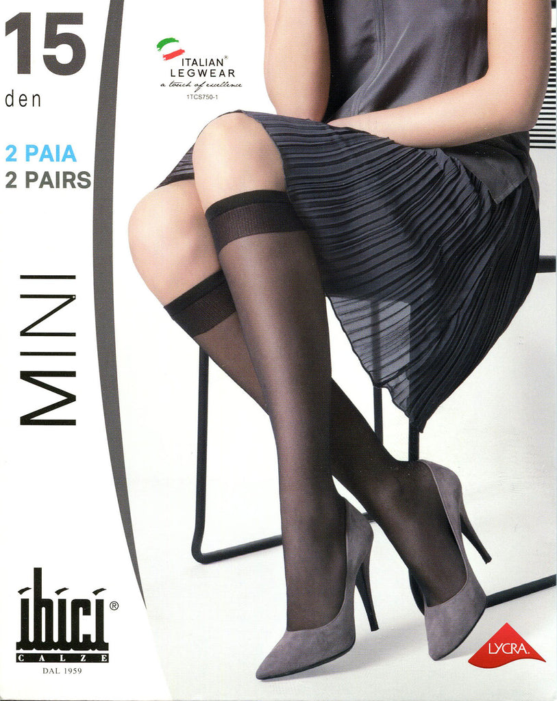 Mini 15 Knee Highs