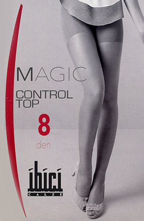 Magic 8 Control Top Pantyhose